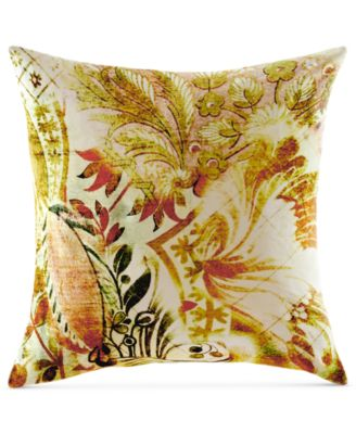 "Tracy Porter Bedding, Michaela 18"" Square Decorative Pillow"