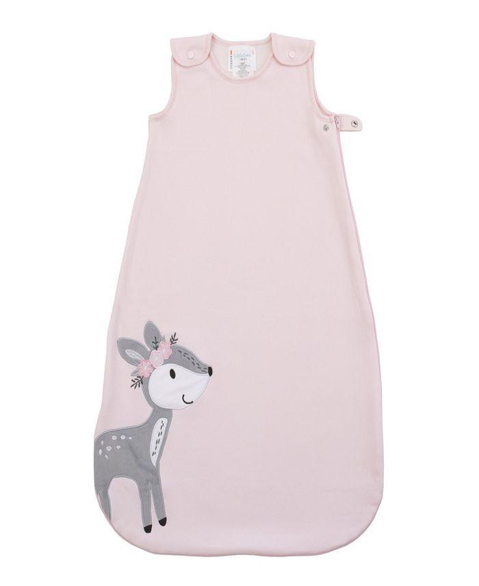 NoJo - Little Love by Nojo Sweet Deer Fleece Wearable Baby Blanket