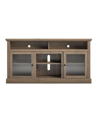 Schroeder Creek Fireplace TV Stand for TVs up to 65
