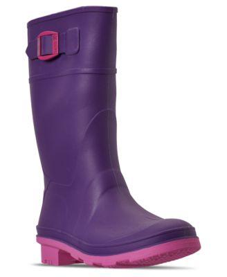 Kamik Girls Raindrops Rain Boots from
