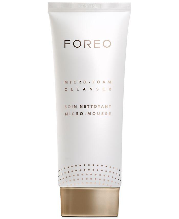 FOREO - Micro-Foam Cleanser, 3.3-oz.
