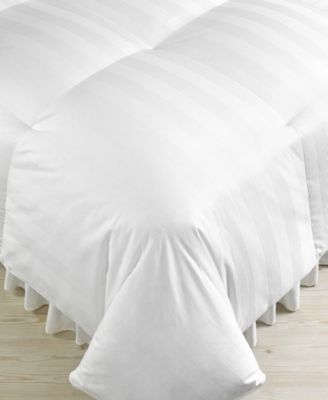 Hotel Collection Medium Weight Full/Queen Down Comforter