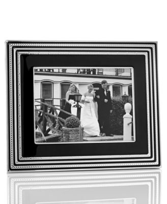 Vera Wang Wedgwood With Love Noir Digital Picture Frame