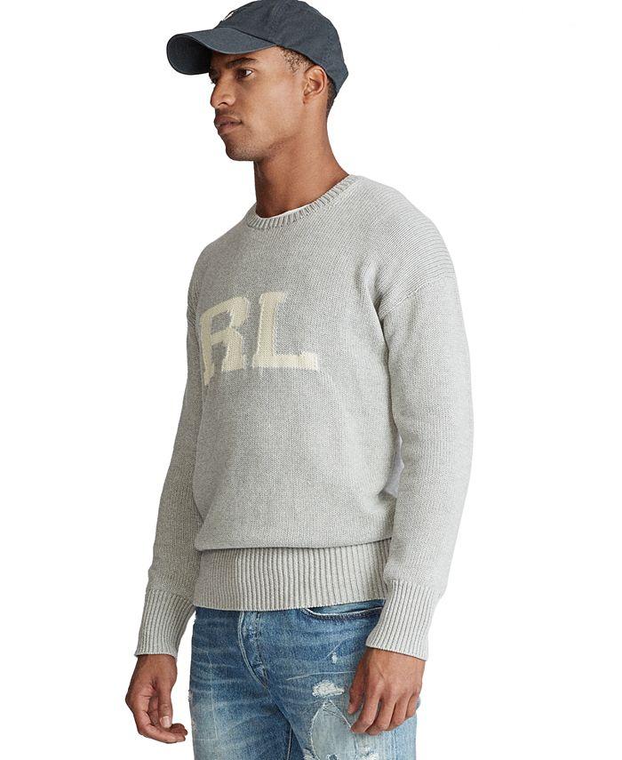 Polo Ralph Lauren - Men's RL Cotton Sweater