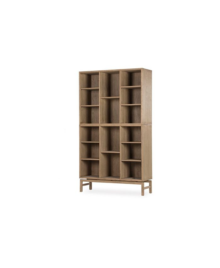 Furniture - Allen Bookshelf, Created for Macy's