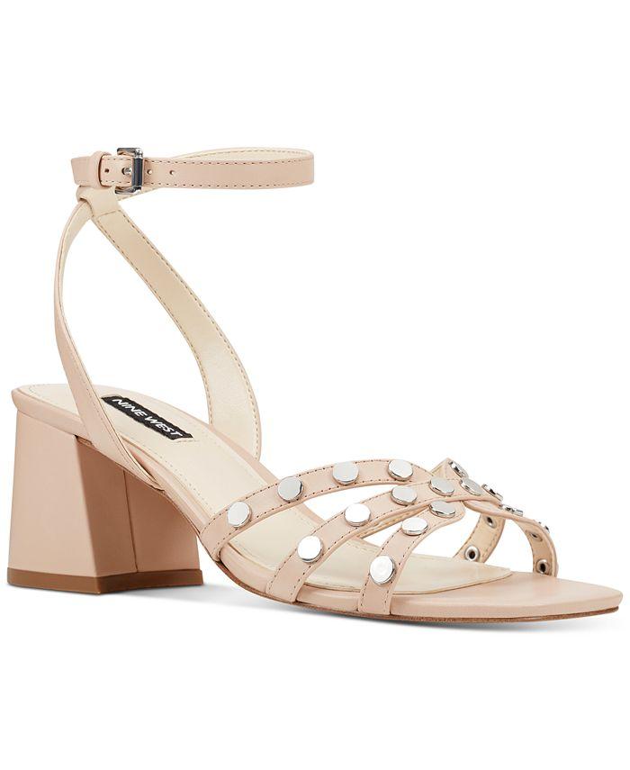 Nine West - Gale Studded Sandals