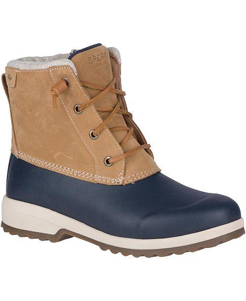 Women's Maritime Duck Boots
