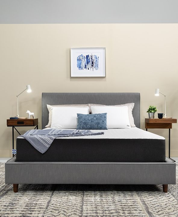 "Sealy Essentials 10"" Foam Mattress- King, Mattress in a Box"