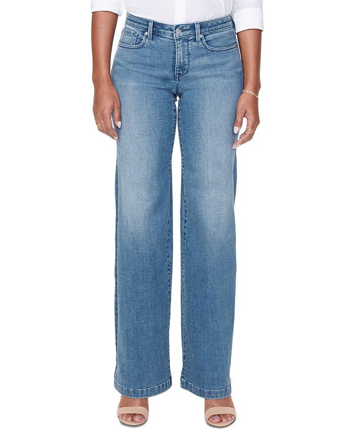 NYDJ - Brickell Wide-Leg Jeans