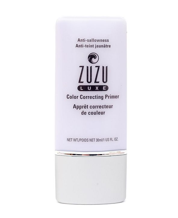 Zuzu Luxe Cc Primer Anti-Sallowness, 1oz