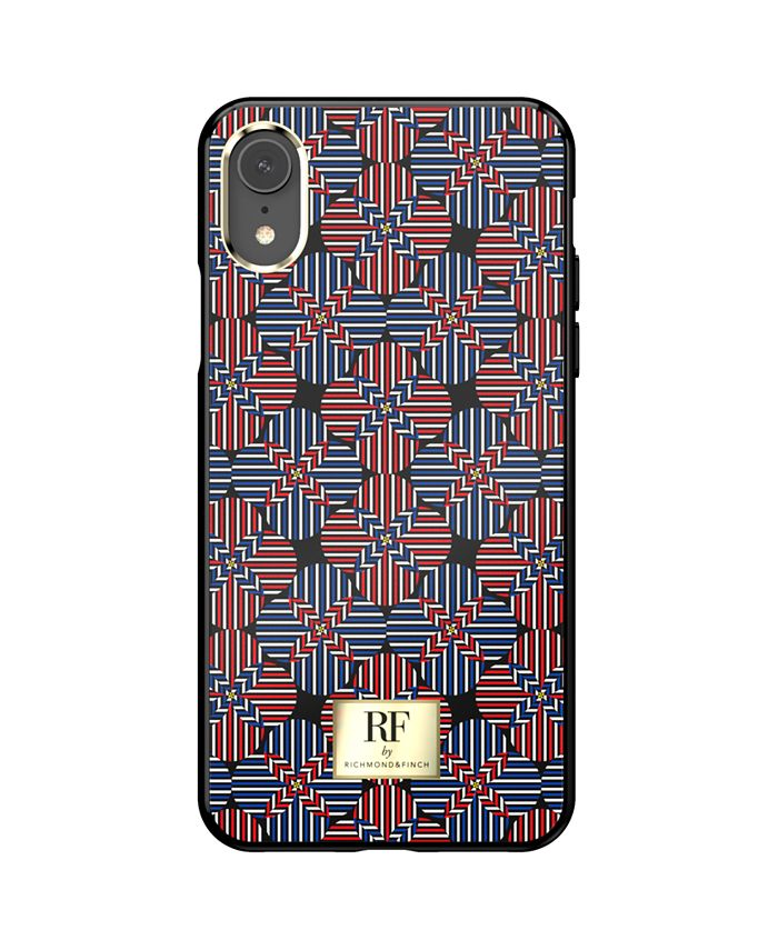 Richmond&Finch - Tommy Stripes Case for iPhone XR