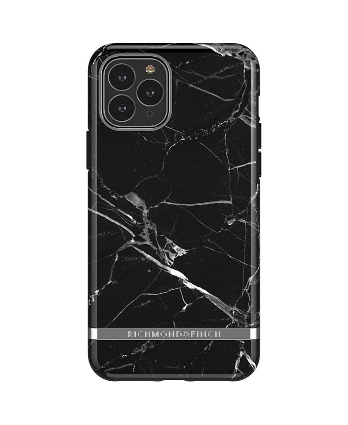 Richmond&Finch - Black Marble case for iPhone 11 PRO MAX