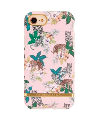 Pink Tiger Case for iPhone 6/6s, 7 and 8