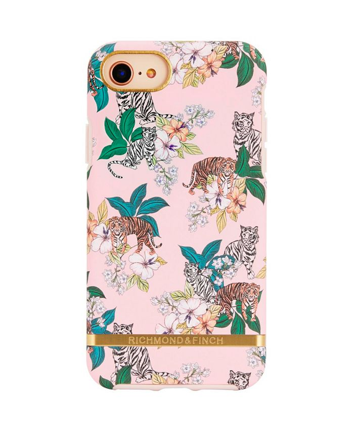 Richmond&Finch - Pink Tiger Case for iPhone 6/6s, 7 and 8