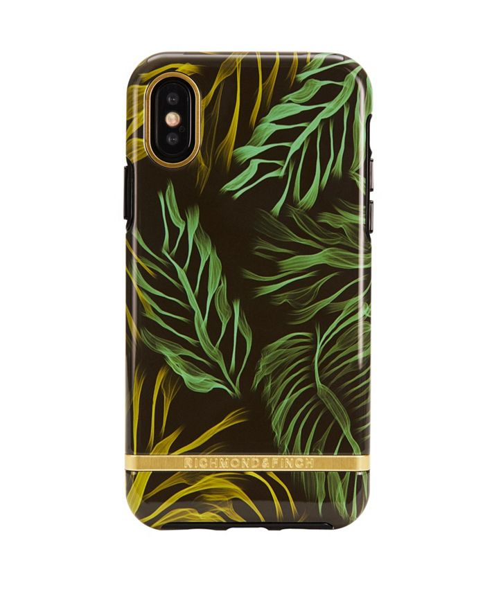 Richmond&Finch - Tropical Storm Case for iPhone XS MAX