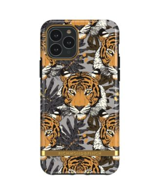 Tropical Tiger Case for iPhone X and Xs