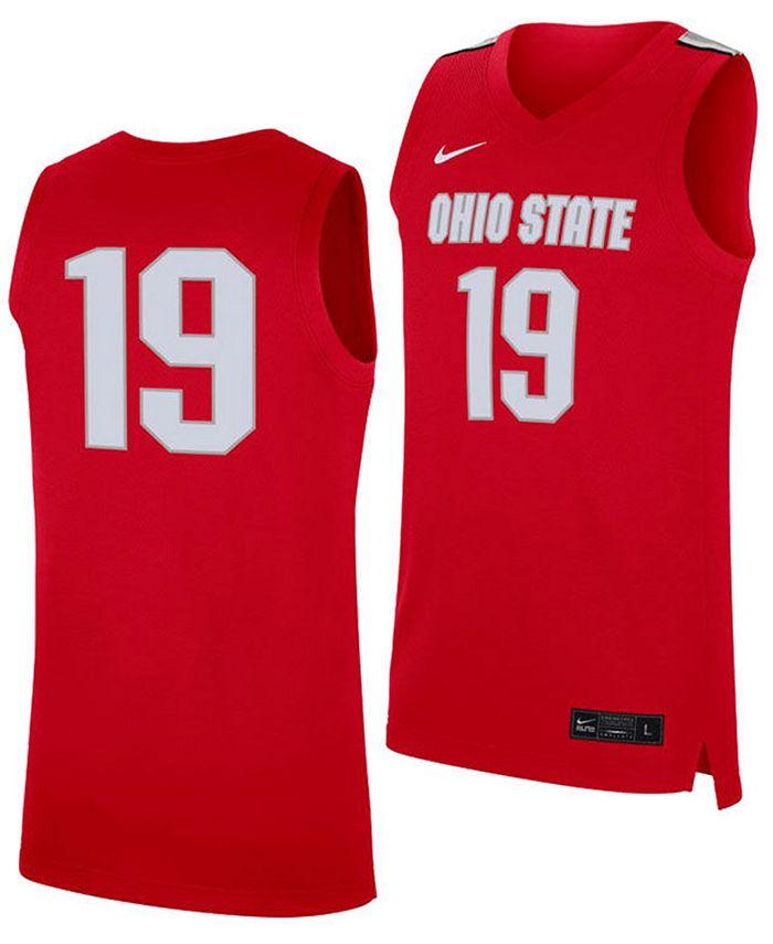 Nike - Men's Replica Basketball Road Jersey