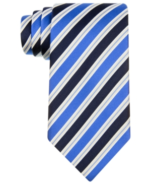 Sean John Tie Commander Stripe