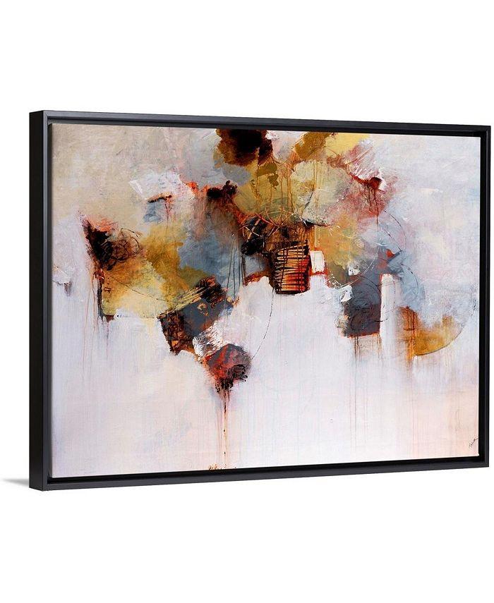 "GreatBigCanvas - 40 in. x 30 in. ""Earthenware"" by  Kari Taylor Canvas Wall Art"