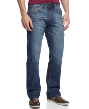 Rocawear Jeans Classic Fit Medium Wash Jeans