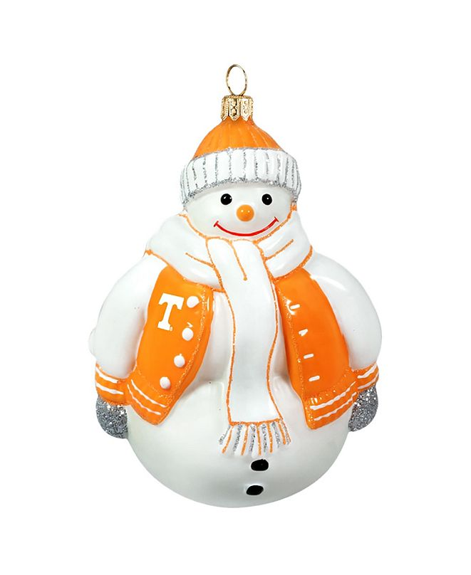 Joy to the World Collegiate Chubby  Snowman- Tennessee