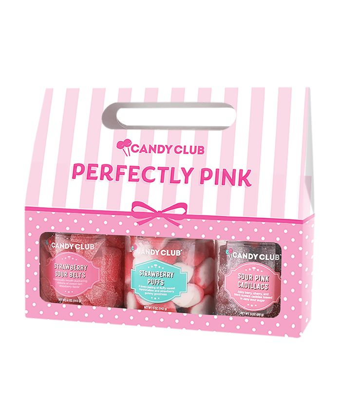 Candy Club - Perfectly Pink - Giftset