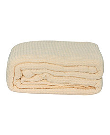 LCM Home Cotton Blanket, Twin