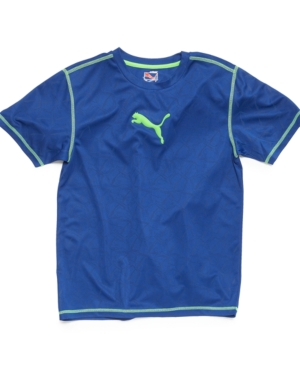 Puma Kids TShirt Boys Printed Performance Tee
