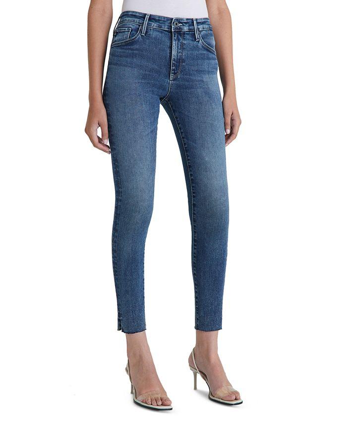 AG Jeans - Farrah Skinny Ankle Jeans