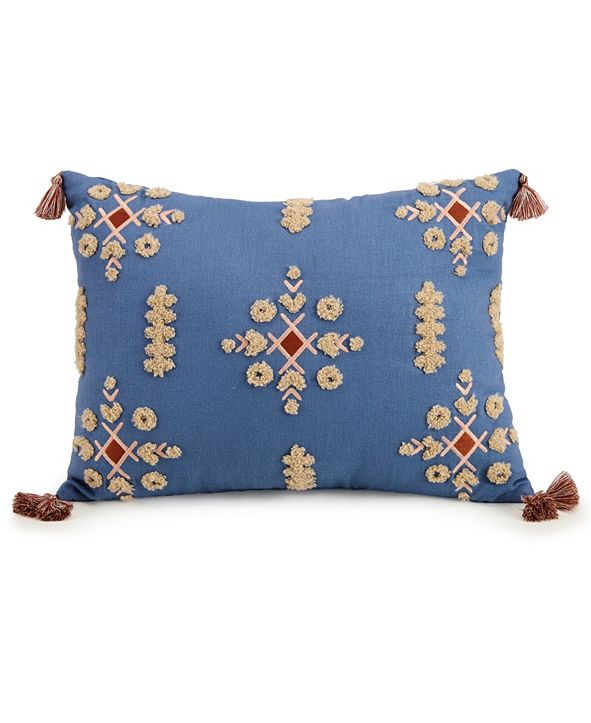 "Jessica Simpson Antara 12"" x 16"" Decorative Pillow"