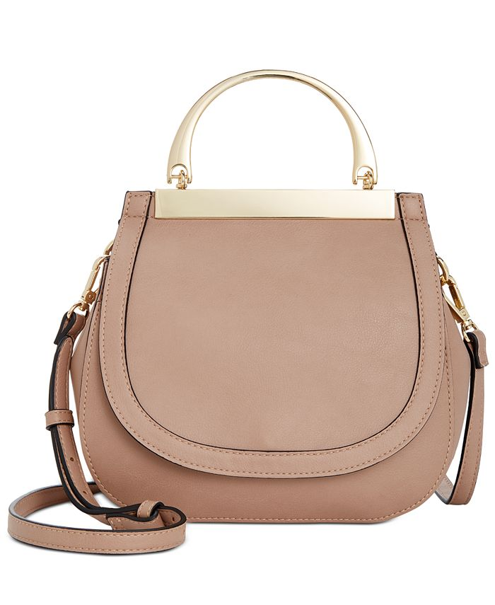 Alfani - Mini Binding Bracelet Handle Bag