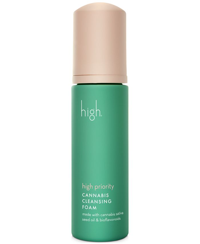 High - High Priority Cannabis Cleansing Foam, 5-oz.