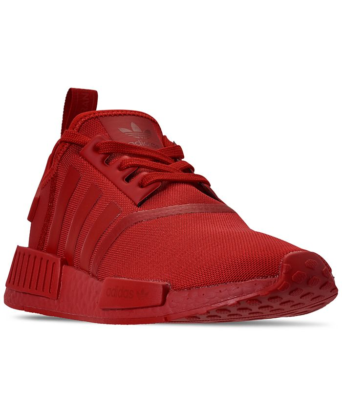 adidas Men's NMD R1 Casual Sneakers from Finish Line & Reviews ...