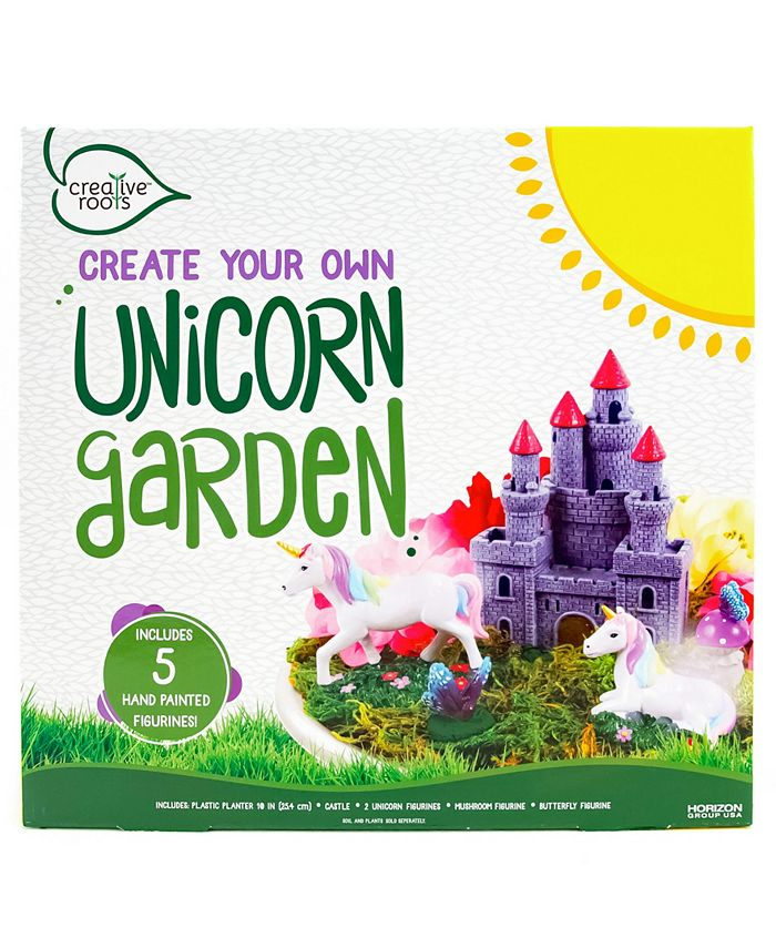 Creative Roots - Create your Own Unicorn Garden