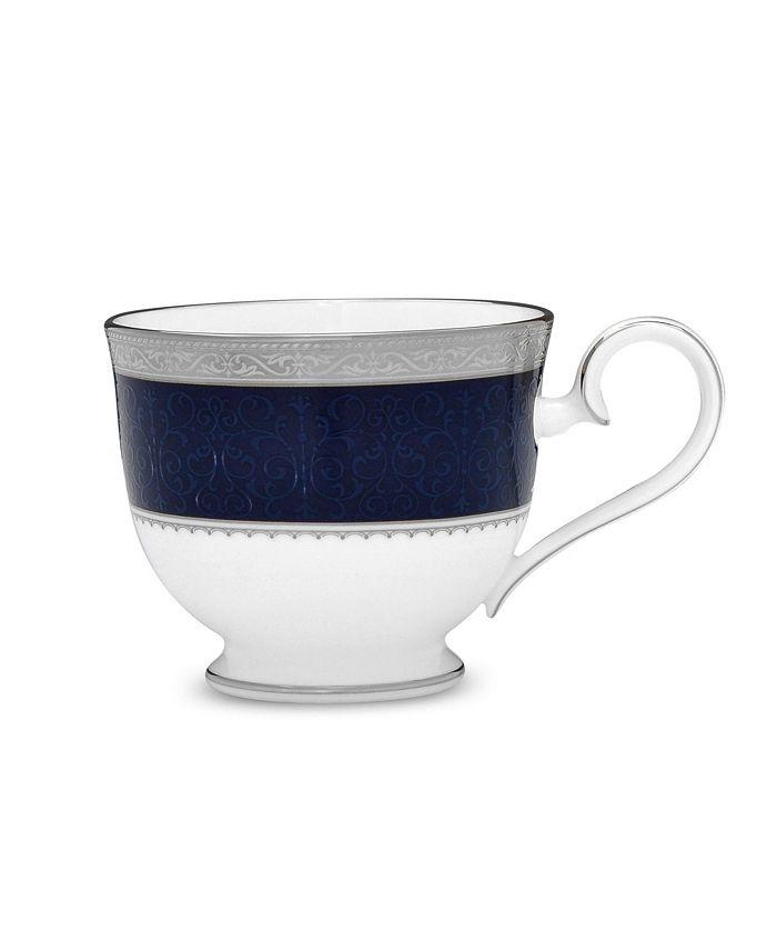 Noritake - Odessa Cobalt Platinum Cup, 7.75 Oz.