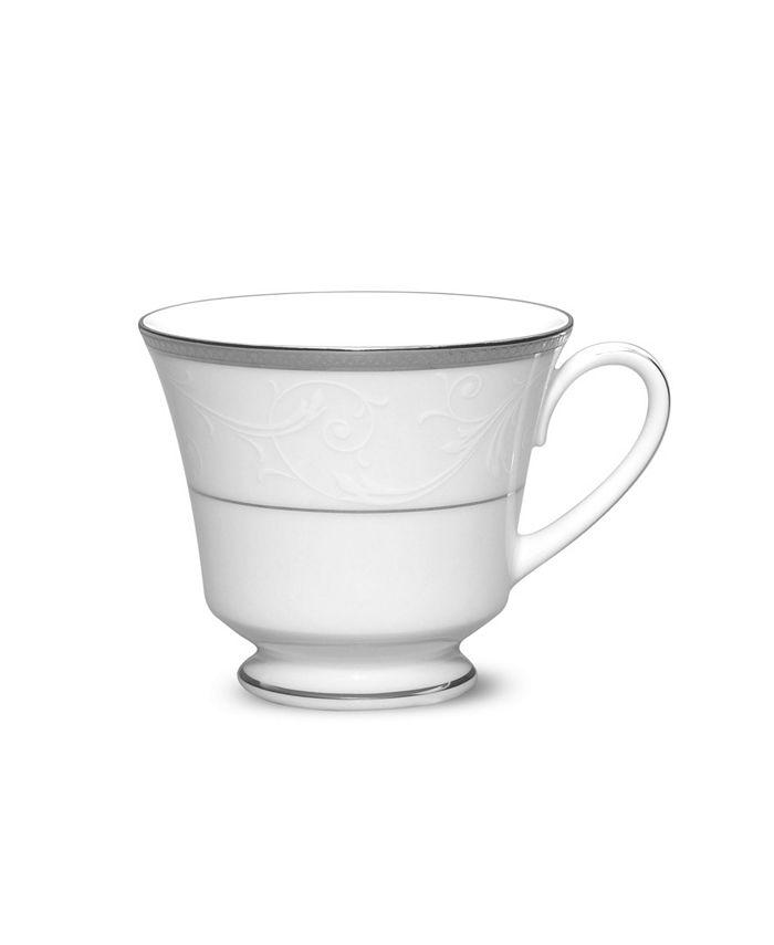 Noritake - Regina Platinum Cup, 8 Oz.