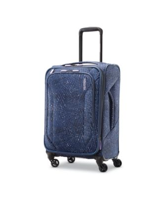 "Tribute DLX 20"" Softside Carry-On Spinner"