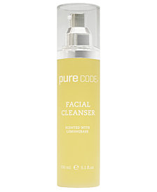 PURECODE Facial Cleanser with Lemongrass, 150ml