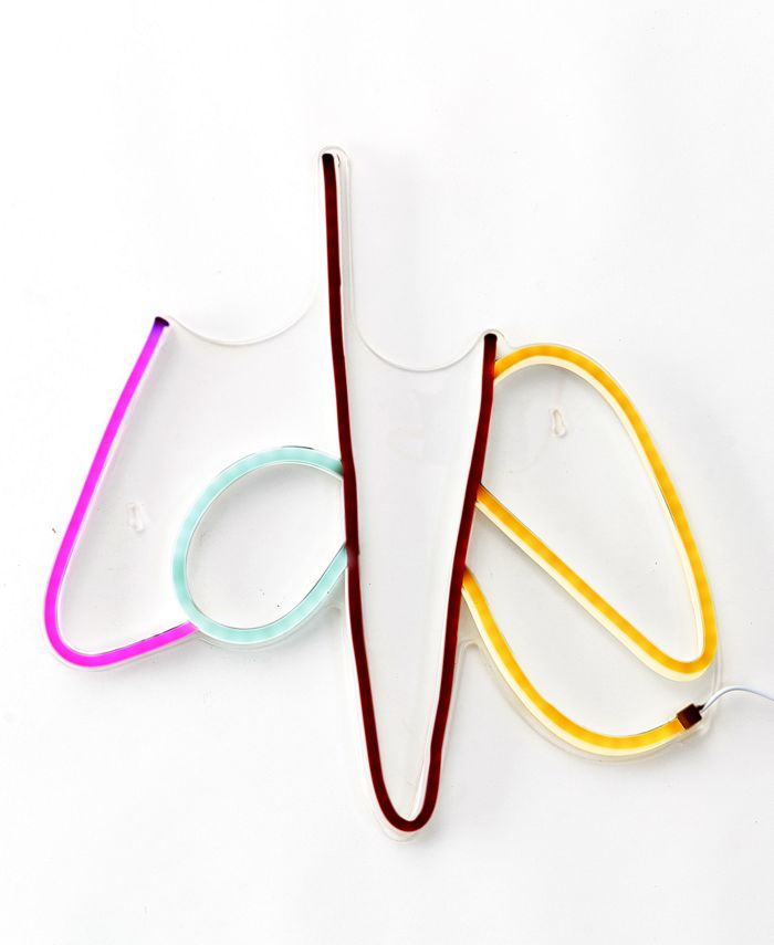 COCUS POCUS - Love Multi LED Neon Sign
