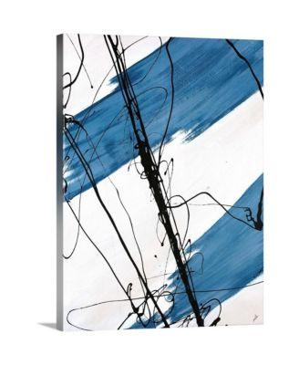 """'Adaptation I' Canvas Wall Art, 18"""" x 24"""""""