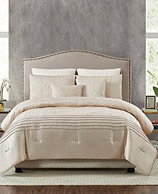 5th Avenue Lux Noelle 7-Piece Queen Comforter Set