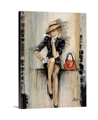 """'Vogue' Canvas Wall Art, 18"""" x 24"""""""