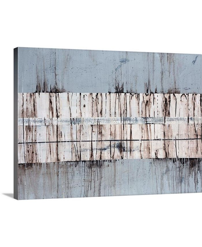"""GreatBigCanvas - 24 in. x 18 in. """"Granite"""" by  Sydney Edmunds Canvas Wall Art"""