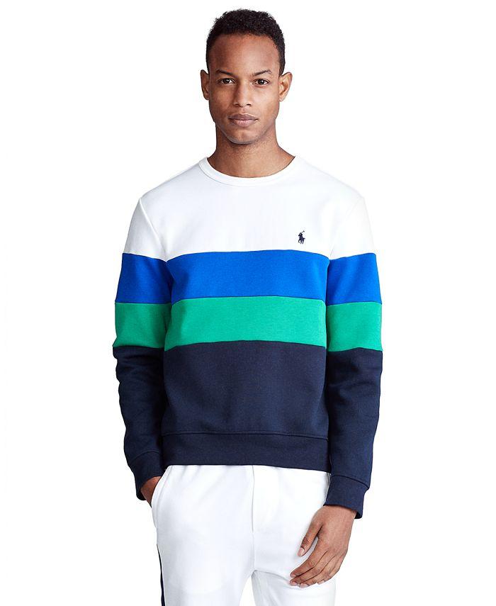 Polo Ralph Lauren - Men's Color-Blocked Sweatshirt