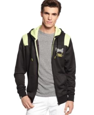 Puma Jacket Bonestripe Hooded Sweatshirt Jacket