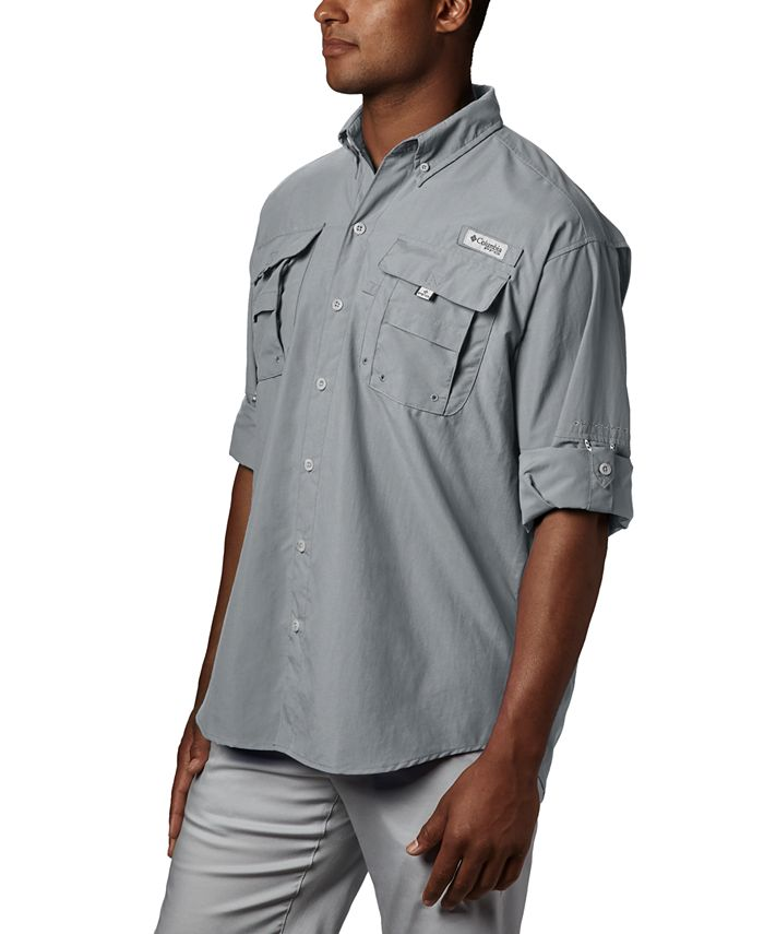 Columbia - Men's Bahama II Convertible Performance Shirt