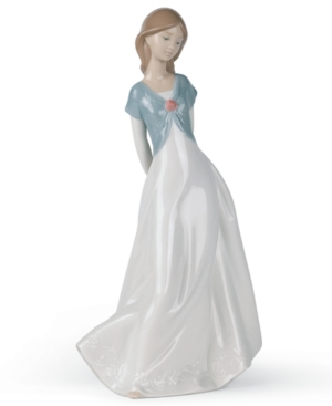 Nao by Lladro Collectible Figurine, Truly in Love
