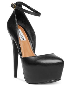 Steve Madden Womens Shoes Deeny Platform Pumps Womens Shoes