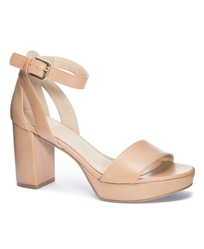 Chinese Laundry - Gilmore Platform Dress Sandals