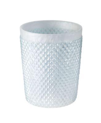 Pearl Drop Wastebasket